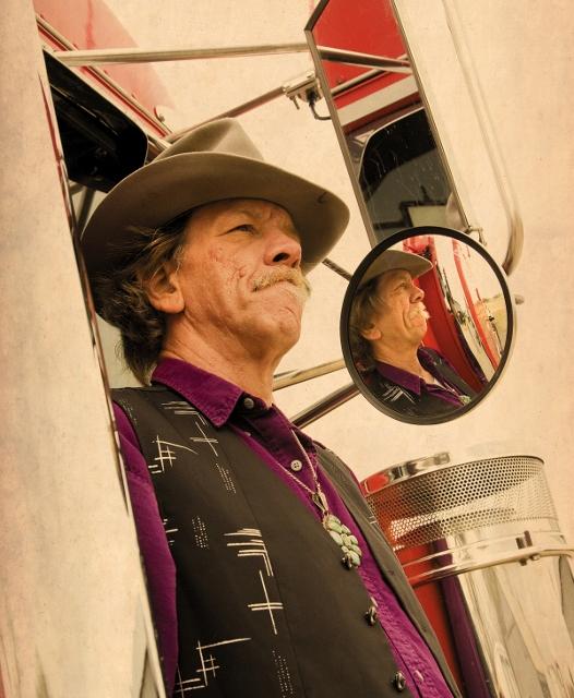 blues singer slide player from Clarksdale Mississippi